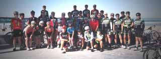 Black & Green Riders