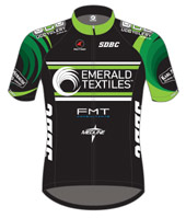 2014 SDBC Jersey Front