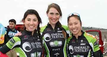 SDBC Women's Collegiate Team