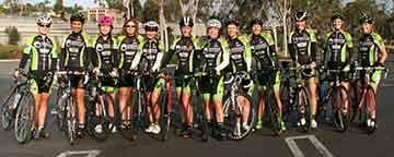 SDBC Women's Team