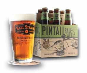 Karl Straus Pintail Pale Ale