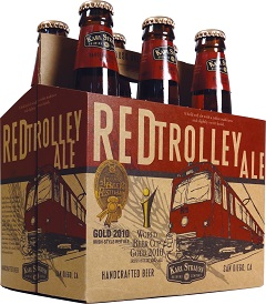 Karl Straus Red Trolley Ale