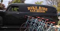 Bike Ride San Diego