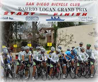 San Diego Bicycle Club Training Camp