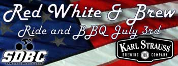 SDBC Red, White, & Brew