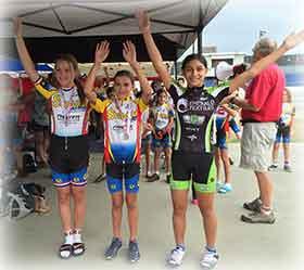 Noelle Camanyag - Arizona State Track Championships - 1st