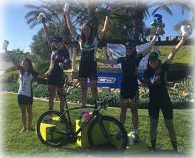 Adrenaline Circuit Race - Esther Walker - 1st
