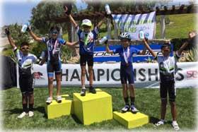 Adrenaline Circuit Race Junior Men