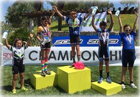 Adrenaline Circuit Race Junior Women
