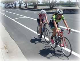LA Circuit Race: Stella Hale: 2nd